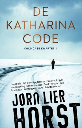 De Katharinacode –Jørn Lier Horst