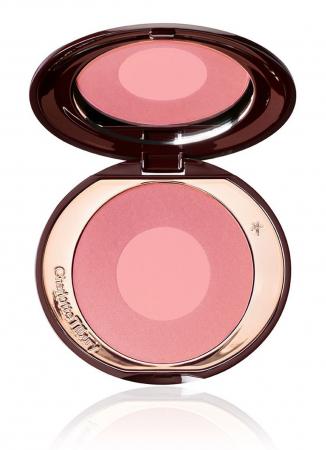Cheek To Chic blush van Charlotte Tilbury in de kleur 'Love Glow'