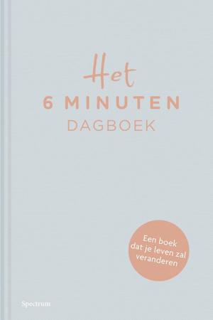 'Het 6 minuten dagboek' van Dominik Spenst