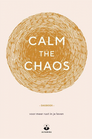 'Calm The Chaos'-dagboek van Nicola Ries Taggart