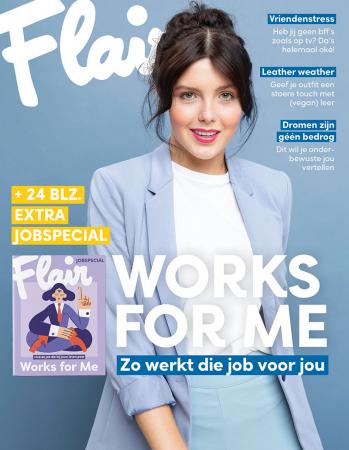 Op de cover: Aimée