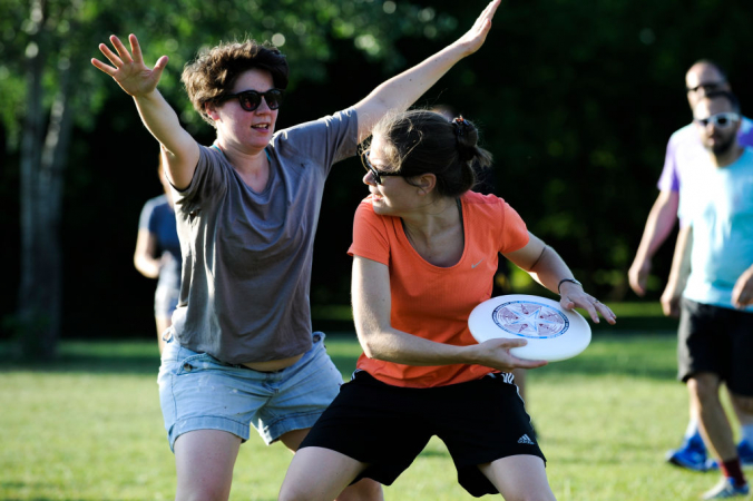 L'Ultimate Frisbee