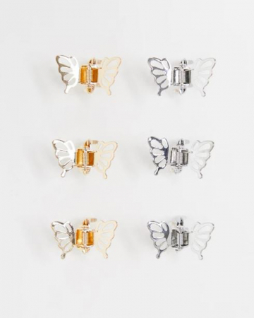 Vlinderhaarspeldjes