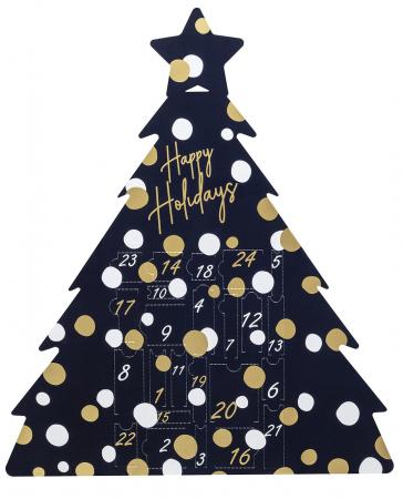 Kerstboom vol verrassingen