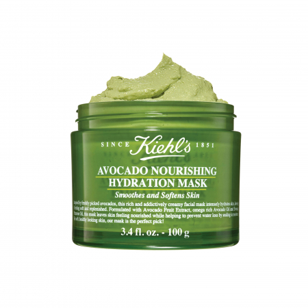 Peau normale ou mixte : Avocado Nourishing Hydration Mask