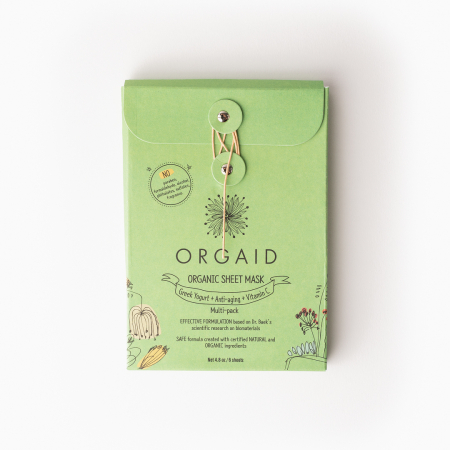 Peau normale ou mixte : Multi Pack Organic Sheet Mask