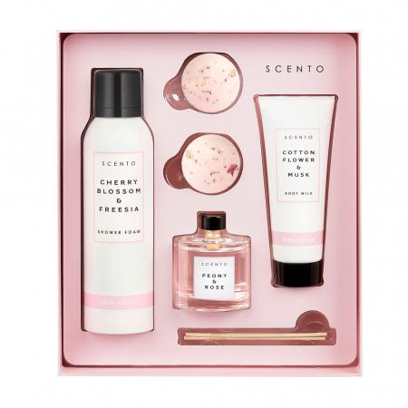 Scento Floral Cocooning Gift Set