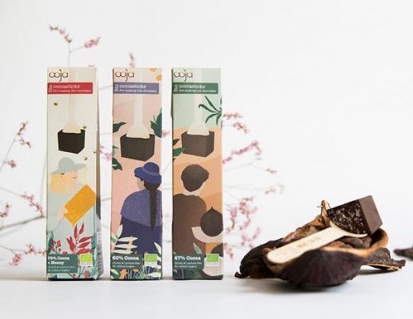 Met een chocomelk (van Belgische chocolade!) krijgt je single bestie het lekker warm vanbinnen. Daarvoor heeft ze geen lief nodig.
