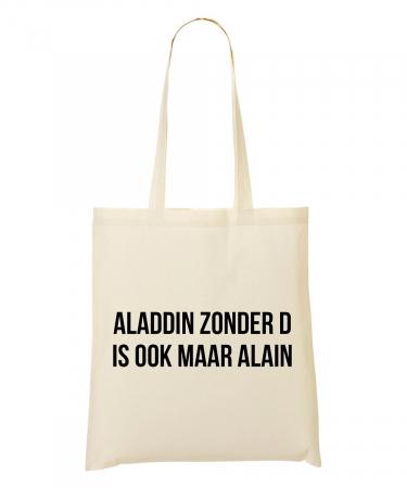 Voor al die keren dat de nieuwe Aladdin in het leven van je single vriendin na een tijdje een Alain bleek te zijn…
