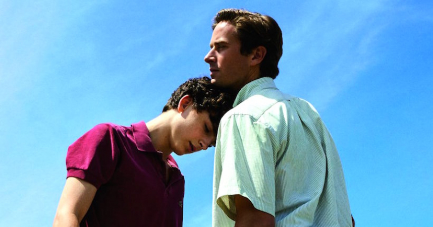 """Call Me by Your Name"" (2017)"