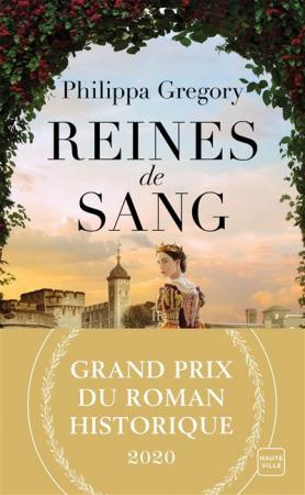 """""""Reines de Sang"""", Philippa Gregory"""