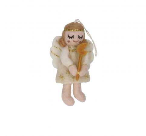 Vilten engeltje