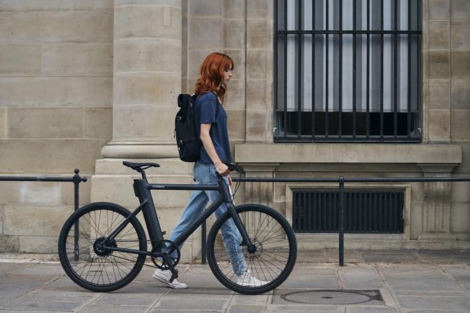 Vélo électrique Cowboy