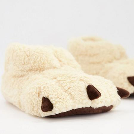 Monsterklauwen pantoffels