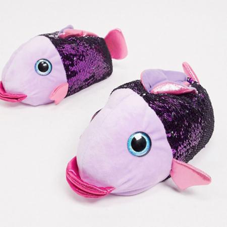 Pantoffels vissen