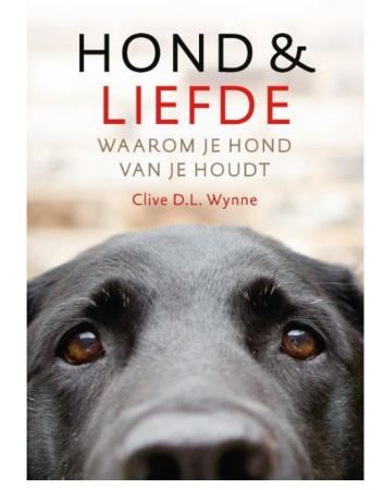 Boek 'Hond & Liefde'