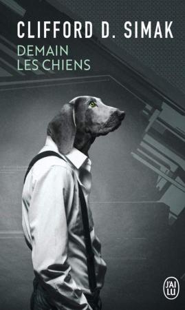 """Livre """"Demain les chiens"""""""