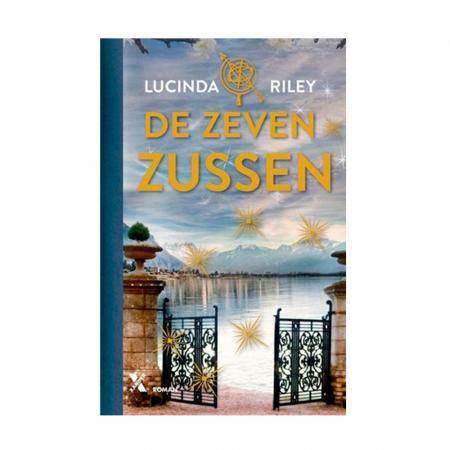 Luxe-editie van 'De zeven zussen' van Lucinda Riley (eerste boek in de reeks)