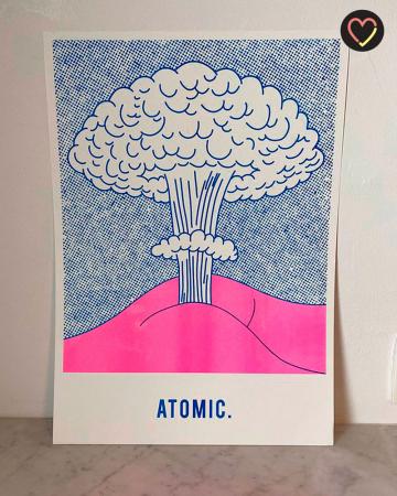 Poster Atomic