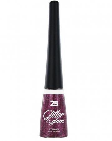 Glitter Eye Liner van 2B