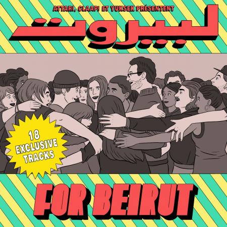 La compilation For Beirut