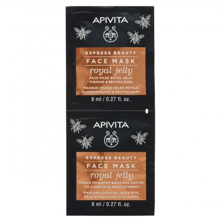 Express Beauty Face Mask d'Apivita (2 x 8 ml)