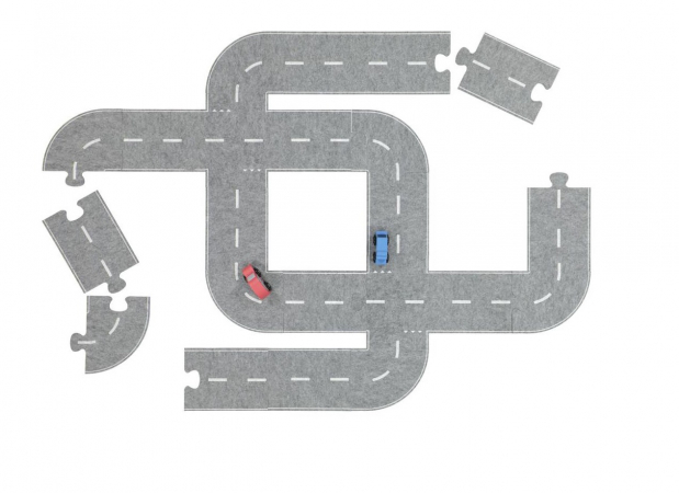 Puzzle route