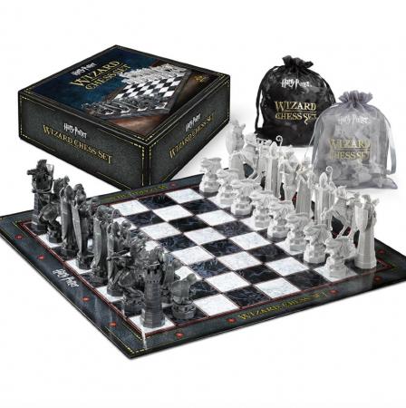 Un jeu d'échecs sorcier