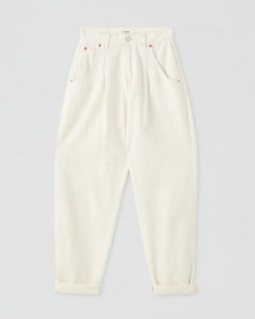 Sloughy jeans