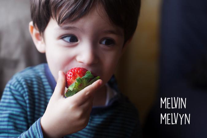 Melvin ou Melvyn