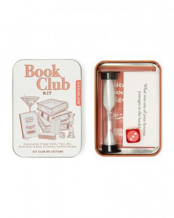 Kit voor boekenclub