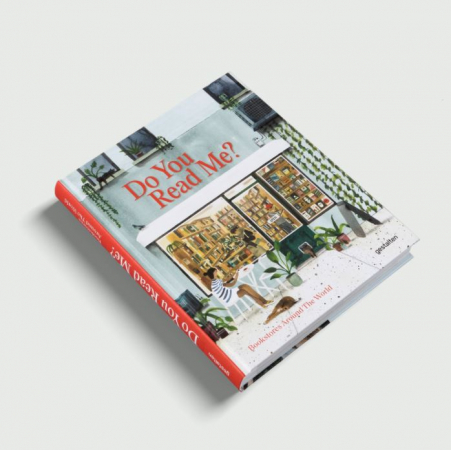 Boek met de mooiste boekhandels ter wereld