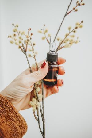 Une consultation en aroma-thérapie avec Rachel Essentielle
