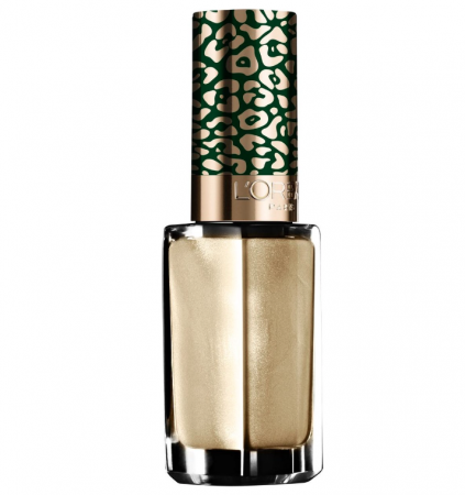 Tijdloos champagne met shimmer:L'Or Jungle