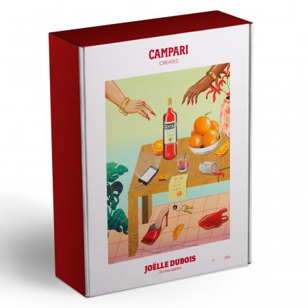 Aperitiefbox van Campari