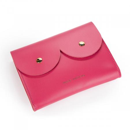 Roze clutch