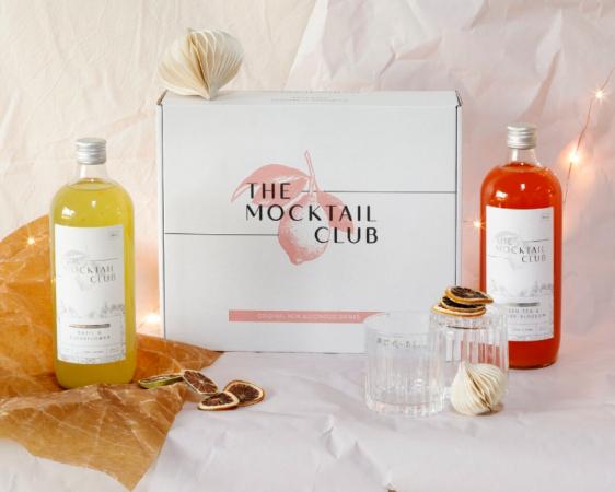 Mocktailgiftbox: The Perfect Serve