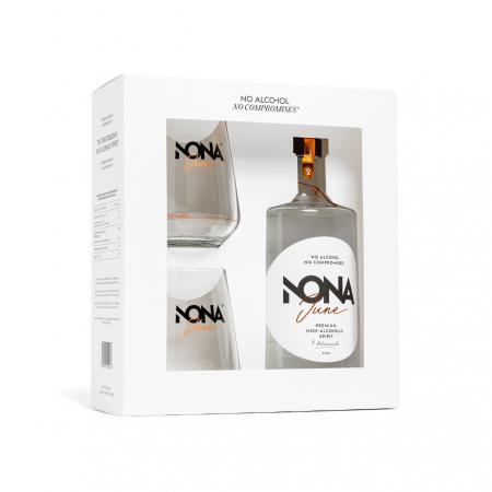 NONA June giftbox alcoholvrije gin