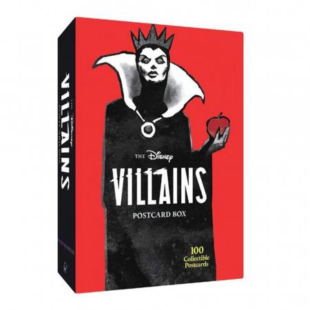 Postkaarten Disney Villains