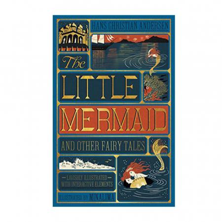 Sprookjesboek 'The Little Mermaid and Other Fairy Tales' van Hans Christian Andersen
