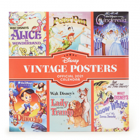 Vintage posters kalender