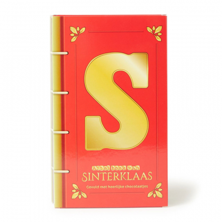 Aftelboek chocolaatjes