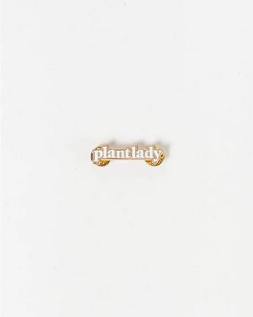 Pin 'plantlady'