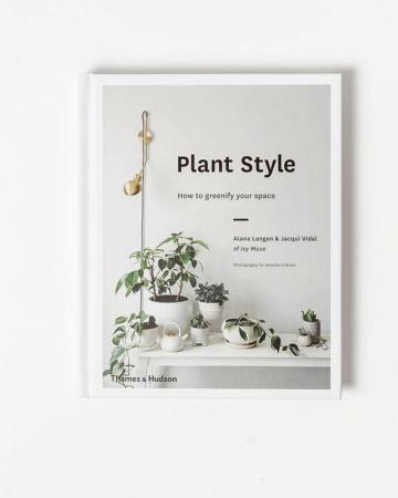 Boek 'Plant Style'