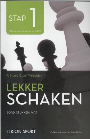 Leren schaken: stap 1