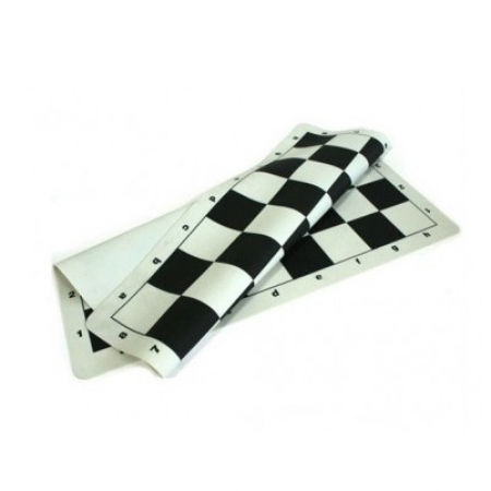 Oprolbaar schaakbord