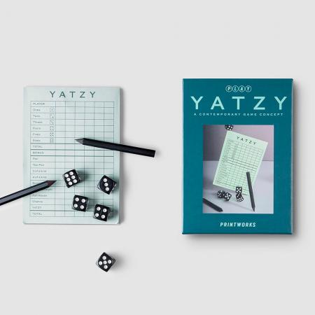 Gezelschapsspel Yatzy