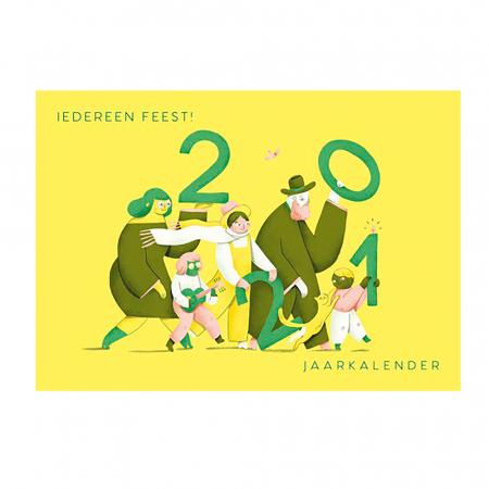 Multiculturele jaarkalender
