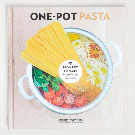 Kookboek 'One-Pot Pasta'