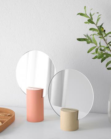 Set van spiegels
